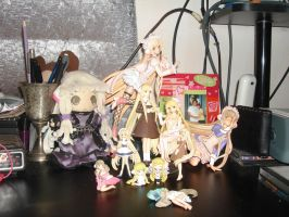 my chii figures by sephyma-jones