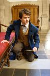 Newt Scamander cosplay (Fantastic Beasts) by TimeyWimey-007