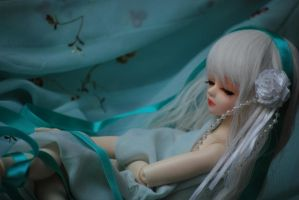 Turquoise dreams 4 by aniszyma