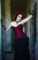 Gothic Fashion Photoshoot by JulietGarcia