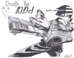 Death The Kidd by Jes221