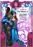 The Illusionists by InkyRose