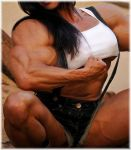 Can you say Bicep? by FlexyLexi