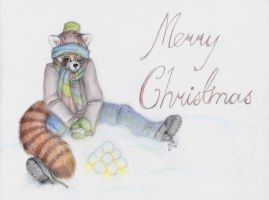 Merry Christmas 2008 by NorthernPearl