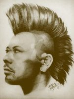 Only The King Wears Mohawk, trad. by NatashaS-13