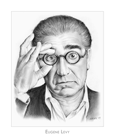Eugene Levy by gregchapin