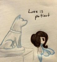 Love day 1: Love is patient by BeeTrue