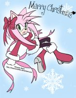 Amy Christmas 2010 by TheSnowDrifter