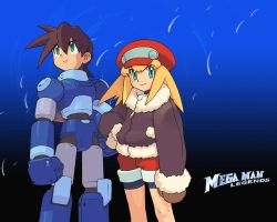Megaman Legends by Golbeza