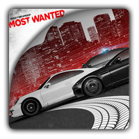 Need for Speed Most Wanted by Masonium