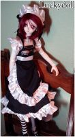 Zeia Maid Debut 3 by LuckyDoll