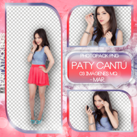 +Photopack png de Paty Cantu. by MarEditions1
