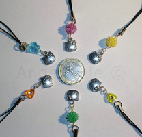 Hello kitty Charms by AngelLale87