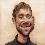 Damon Albarn by PreaaPluemStudio