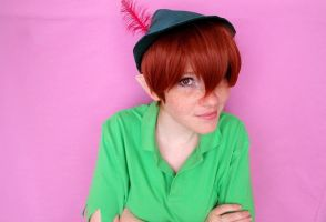 Test Peter Pan by Childishx
