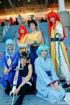 YYH Group by mousegirl