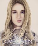 Tris - Divergent Fan Made Movie Poster by miguelm-c