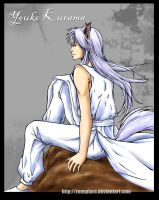Youko Kurama: Colored by zeusplara