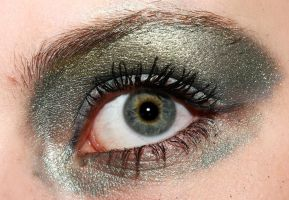 Glitter eye1 by NickiStock