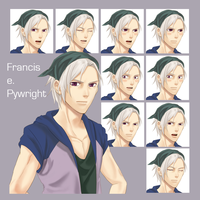 Francis Expression Sheet by heliozero