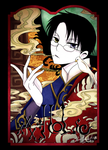 Happy Birthday Watanuki! by ArcielFreeder