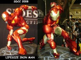 LIFESIZE IRON MAN by anaheim-420