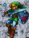 Link hama beads by berserk03