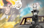 Witness me! by Arrancarfighter