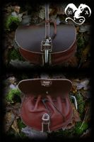 Fantasy belt bag by Noir-Azur