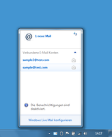 E-Mail integration for Windows by xjannikx
