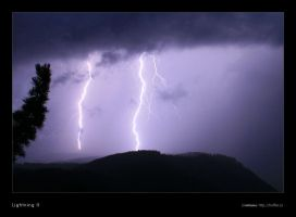 Lightning II by rotane