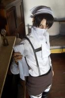 Levi - Clean up by Black--Deamon