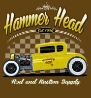 Hammer Head by wesdeselms