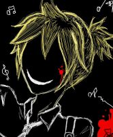Kagamine Len AHS Style by Sigme
