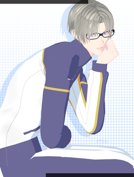 **megane hasebe by xilyss