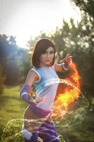Avatar Korra by MoonDunamis