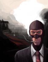 Team Fortress 2: Spy by OakKs