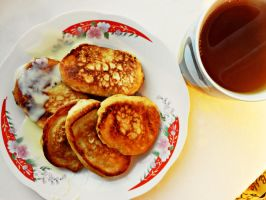 Pancakes by AnnaShell