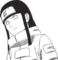 Neji 1 by CloudJuinJutsu