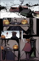 new page for ALL HALLOWS EVE ISSUE #6 by Mims1105