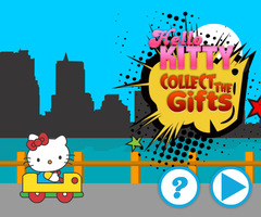 Hello Kitty Collect the Gifts Driving by willbeyou