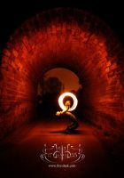 Fire Bending in Tunnel by MD-Arts