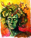 Veridian Green Man by Punchinello-Punch