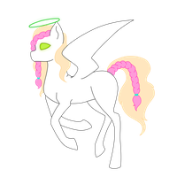 Heavenly Pony {DTA} *WINNER ANNOUNCED* by tinkr-tailr-sldr-spy