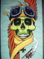 Dead Baron Daytime Detail by kray01