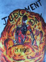 Happy Judgment Day by Roverdabummer