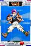 Dragon Ball HEROES GM - Trunks: GT by Krizeii