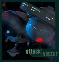 Attack Vector by RobCaswell