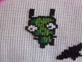 GIR cross stitch by mcrkarol