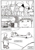 The House (Page 1) by The-Mysterious-MJ